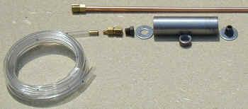 DIY Motorcycle Exhaust O2 Sensor Probe